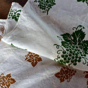 Bertozzi hand crafted linen