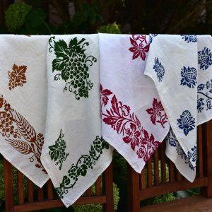 Bertozzi linen handmade