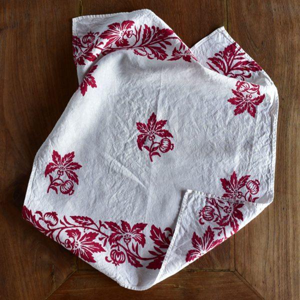 Bertozzi linen dish towel