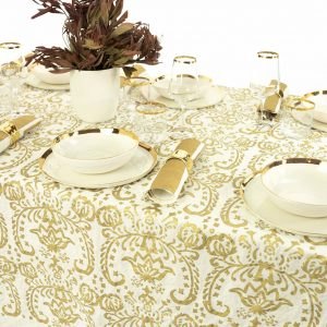 Italian luxury tablecloth