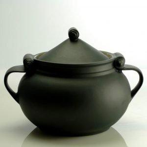 handmade Italian ceramic pot