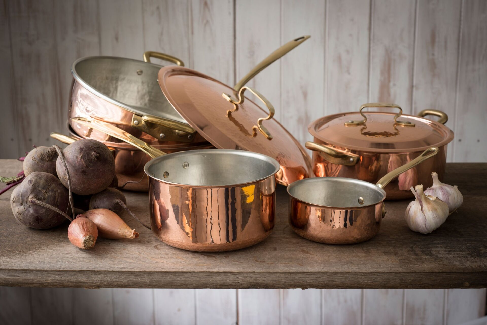 Handmade Copper Cookware