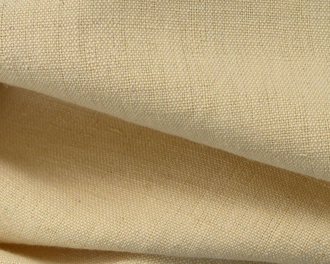 vintage hemp linen detail