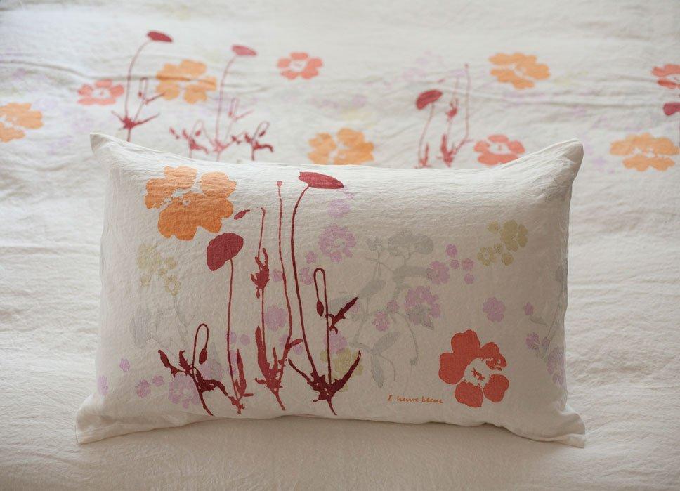 Bertozzi luxury linen pillow