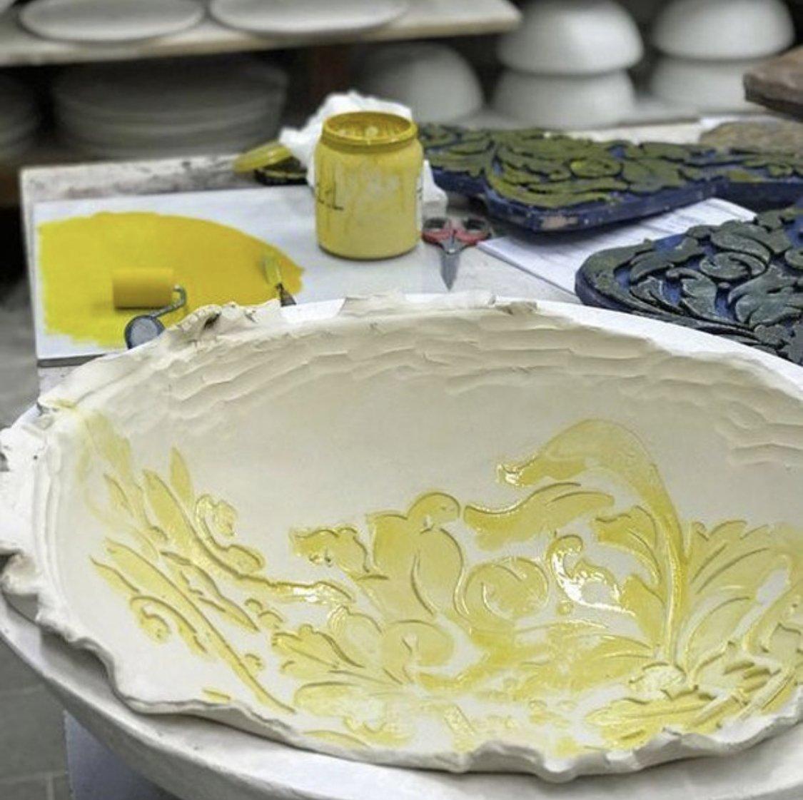 bespoke porcelain