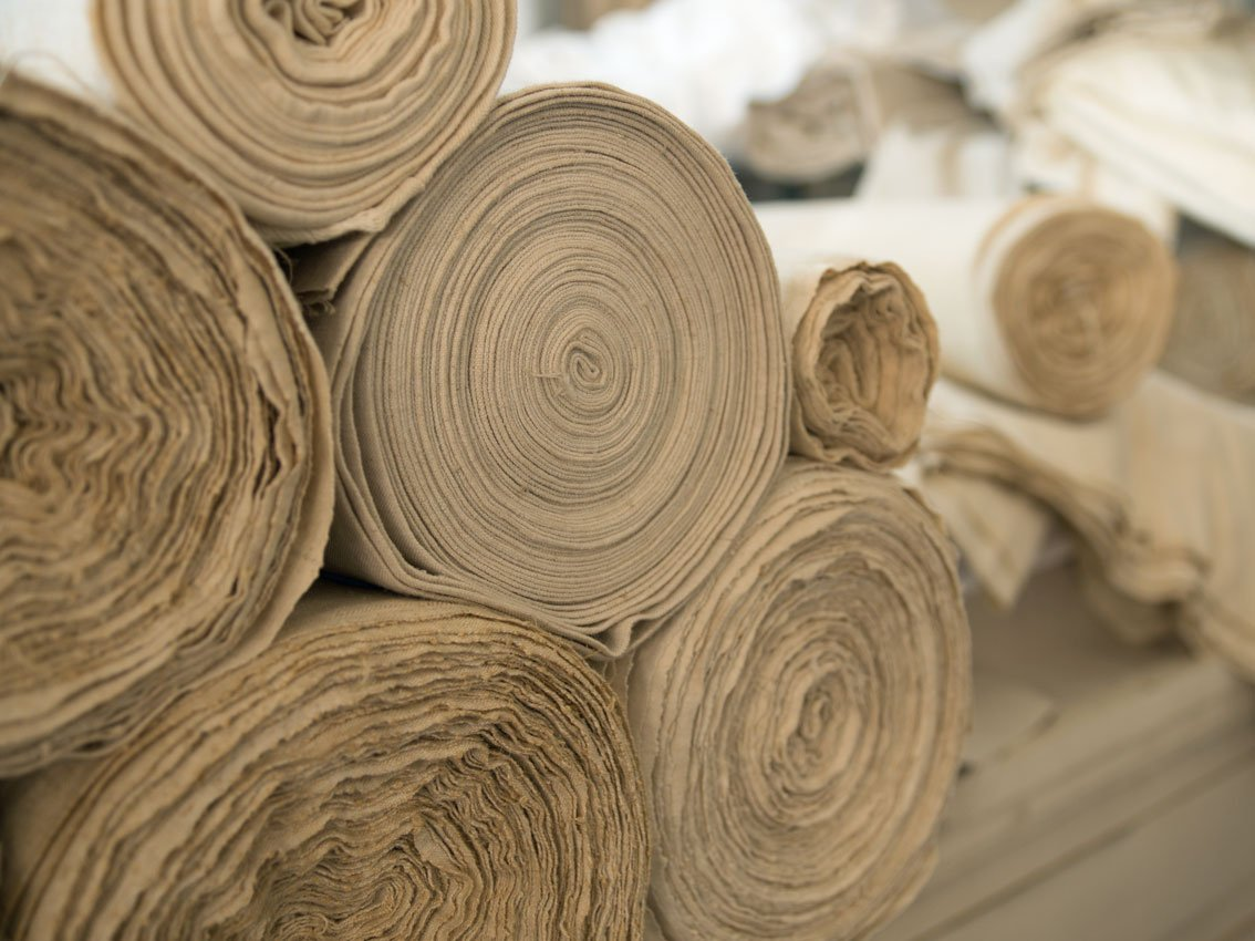 linen fabrics for the home