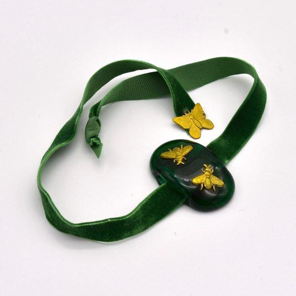 handmade murano glass bracelet